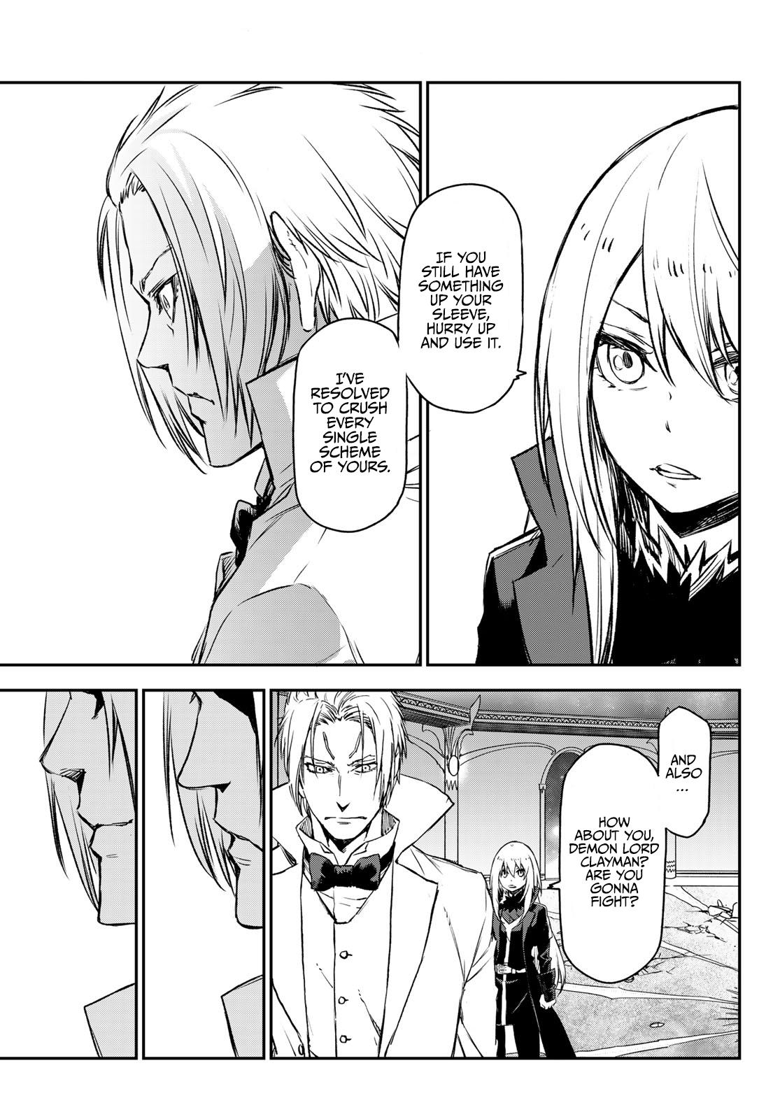 That Time I Got Reincarnated As A Slime, Chapter 83 image 039