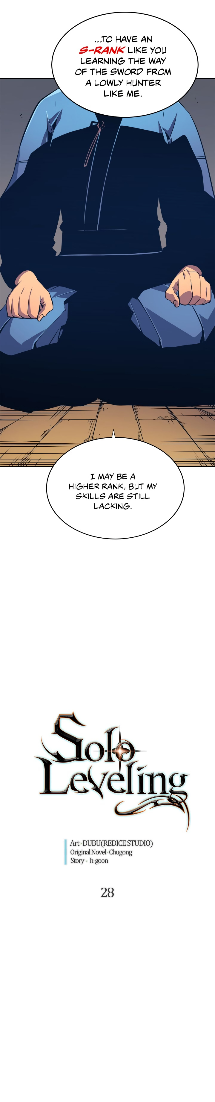 Solo Leveling, Chapter 28 image 006