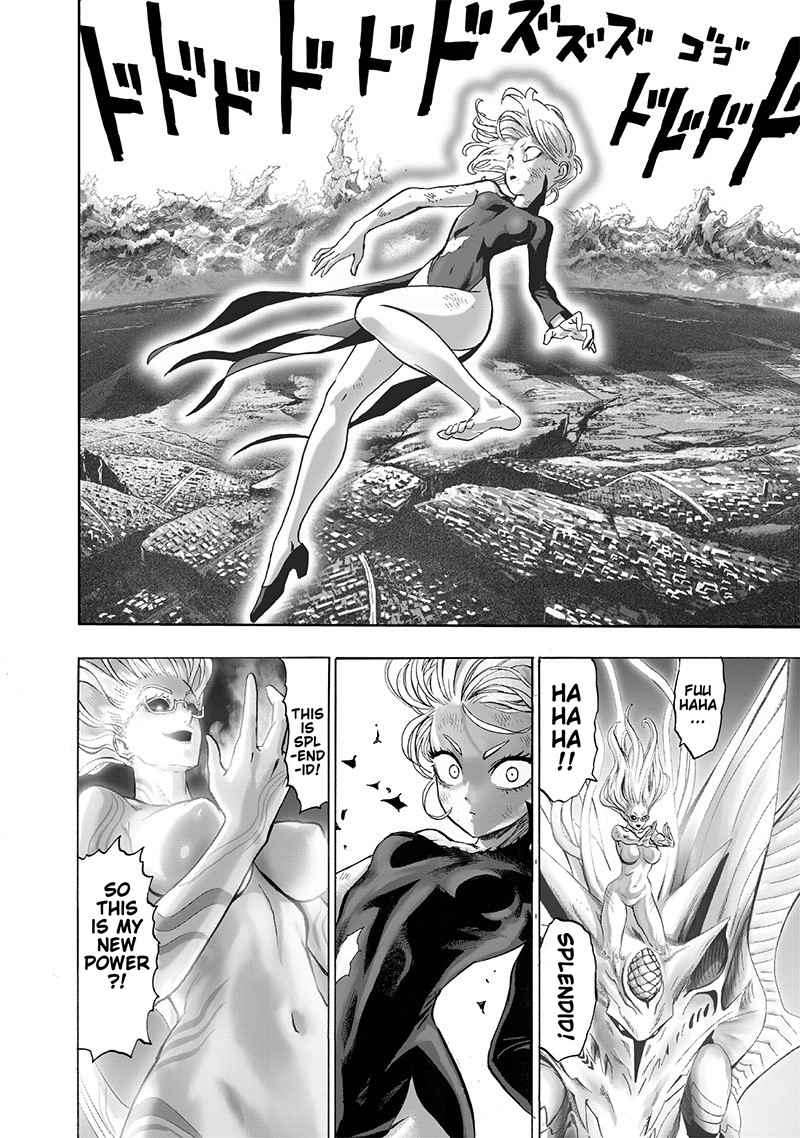 One Punch Man, Chapter 132 image 012