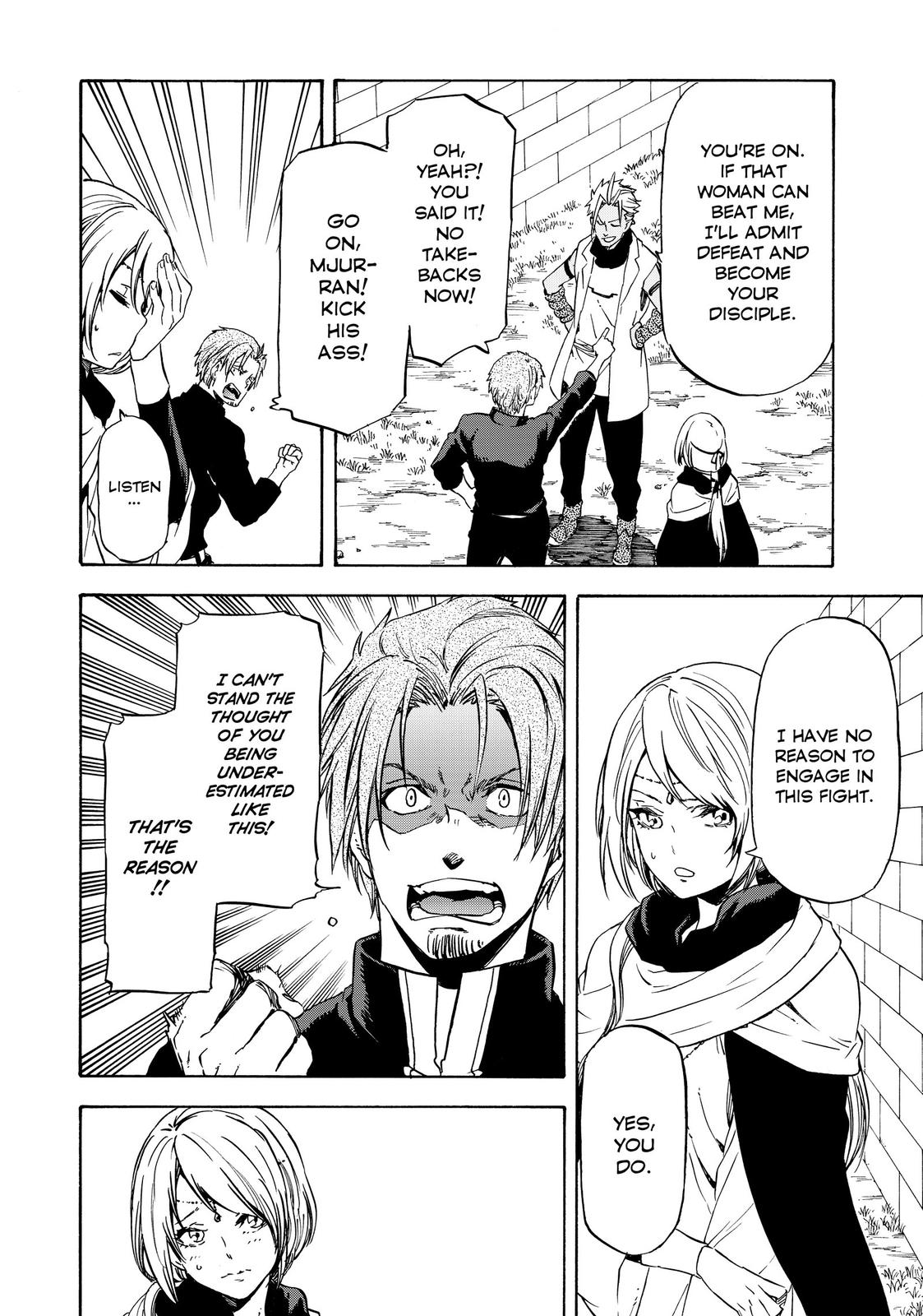 That Time I Got Reincarnated As A Slime, Chapter 53 image 015
