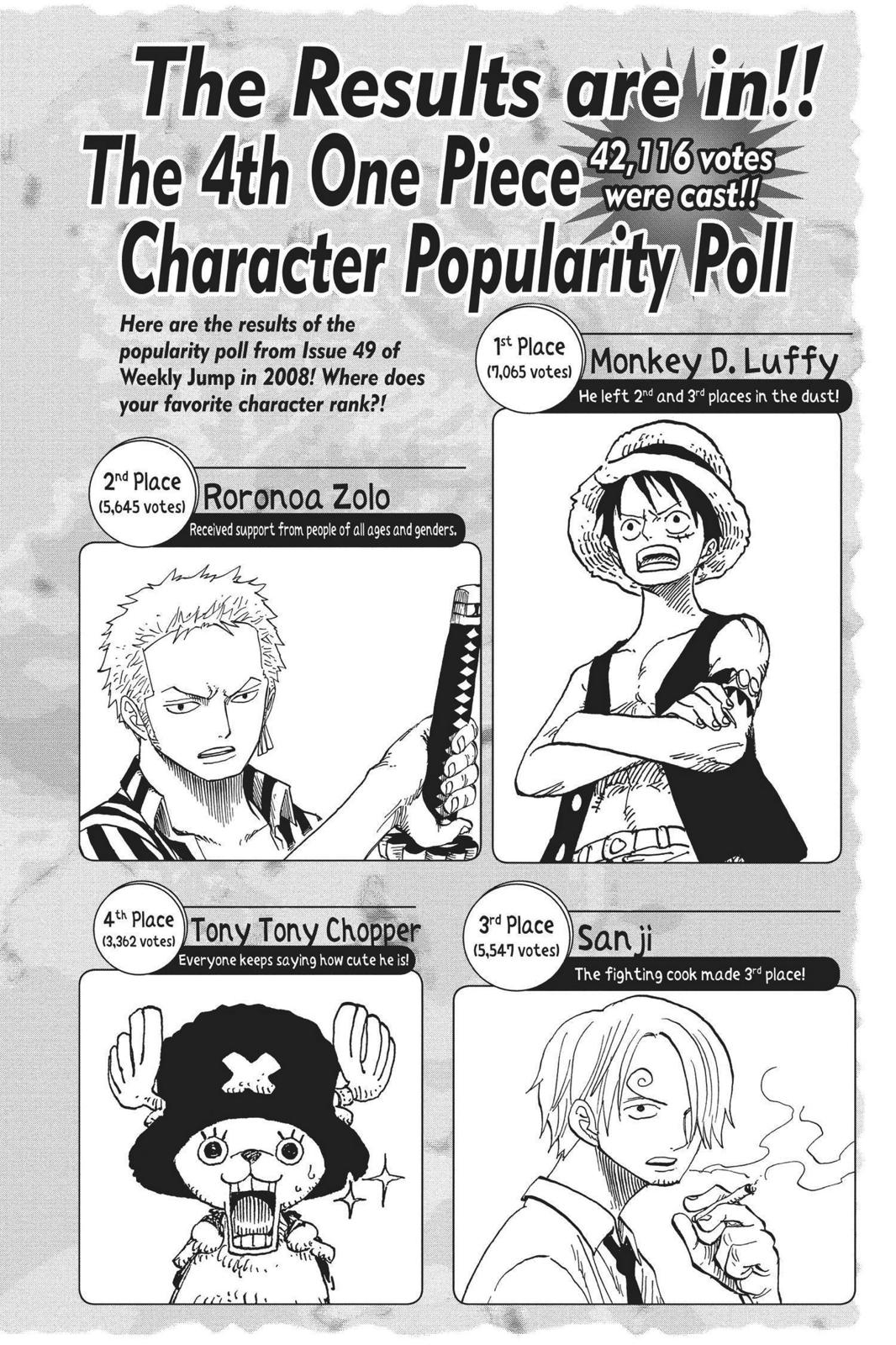 One Piece, Chapter 541 image 020