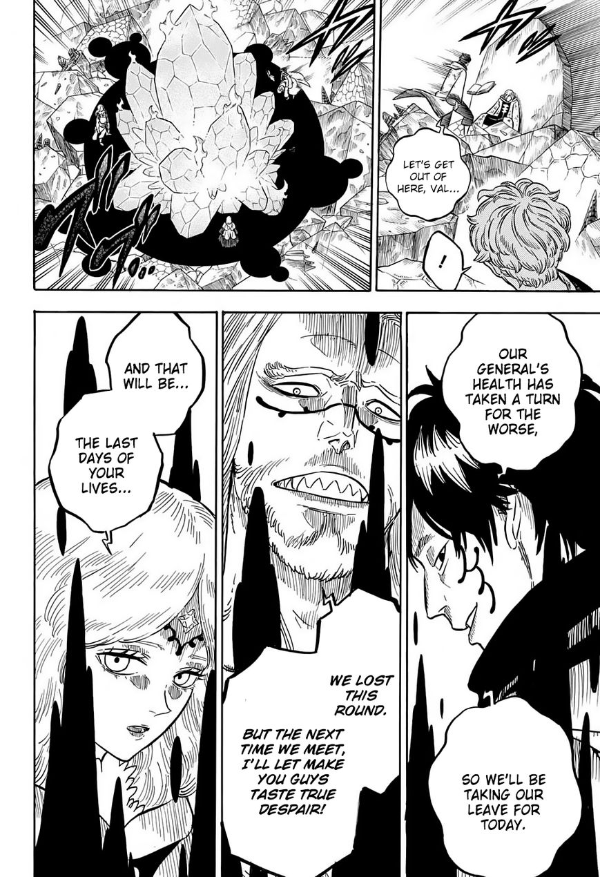 Black Clover, Chapter 53 That isn't yours image 016
