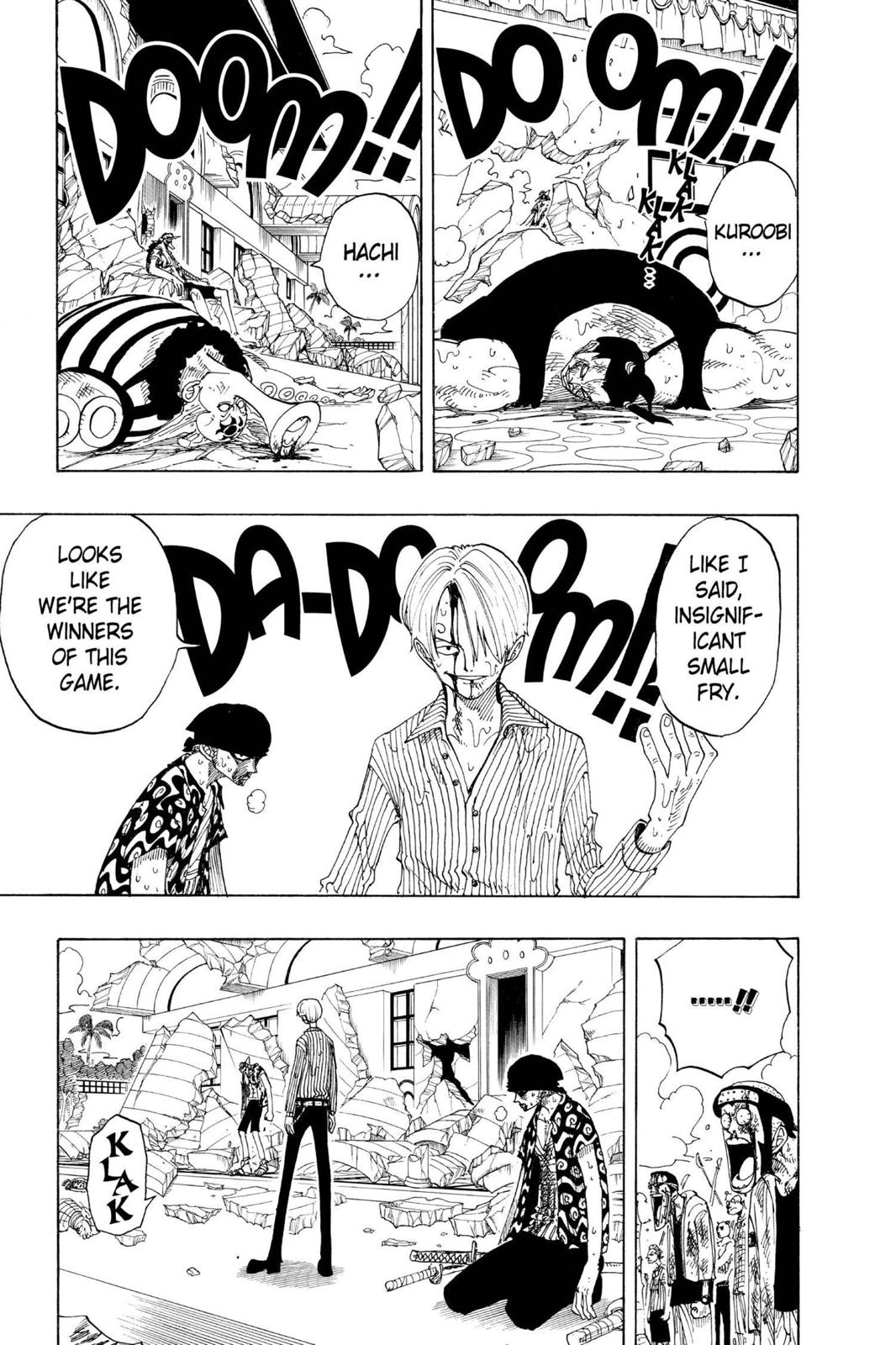 One Piece, Chapter 87 image 003
