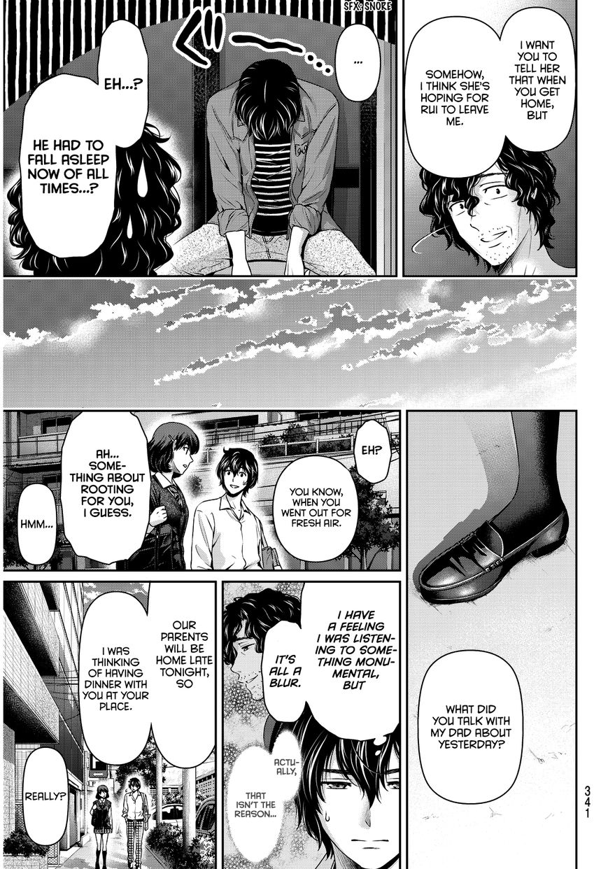 Domestic Girlfriend, Chapter 87 The greatest happiness image 018