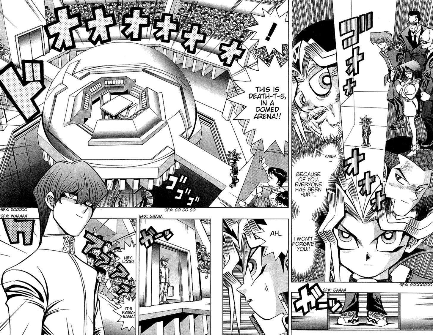 Yu Gi Oh, Chapter Vol.05 Ch.036 - A Ruthless Final Battle image 015