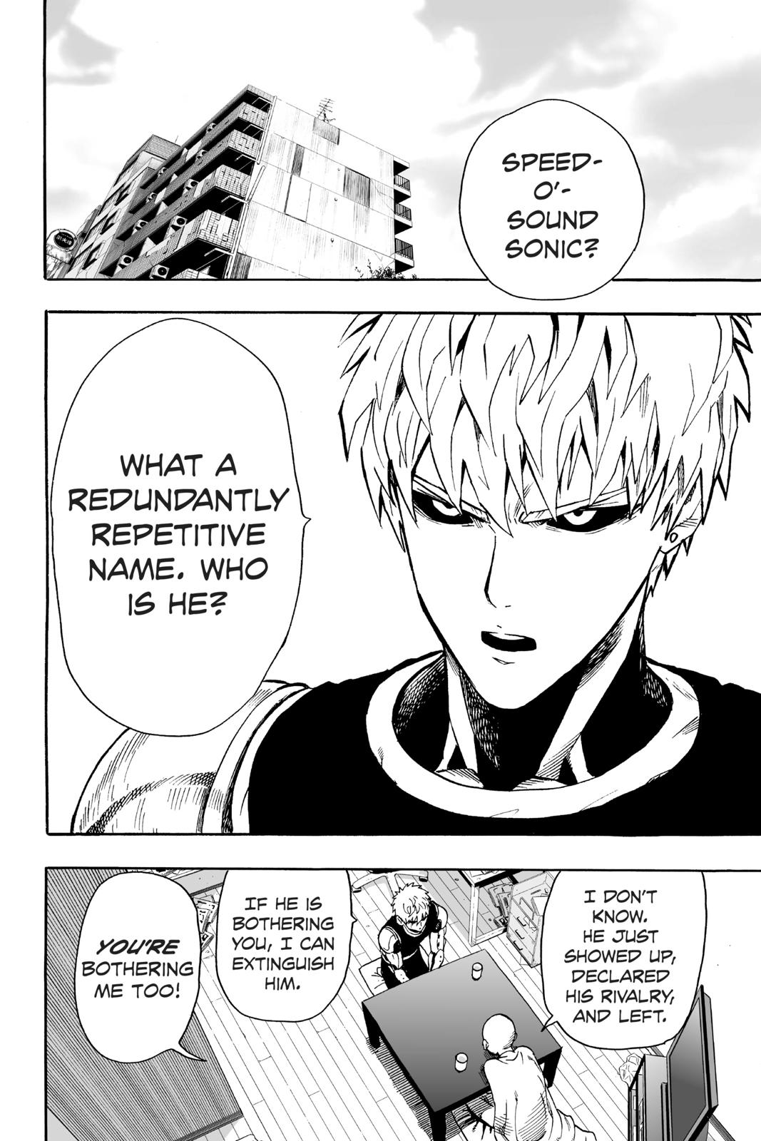 One Punch Man, Chapter Punch 15 image 010