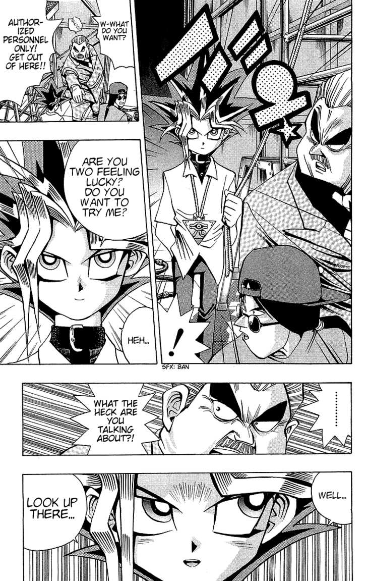 Yu Gi Oh, Chapter Vol.05 Ch.042 - Get A Million Yet!! image 015