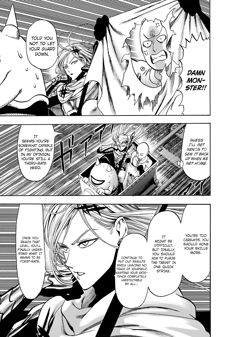 One Punch Man, Chapter 126.2 image 026
