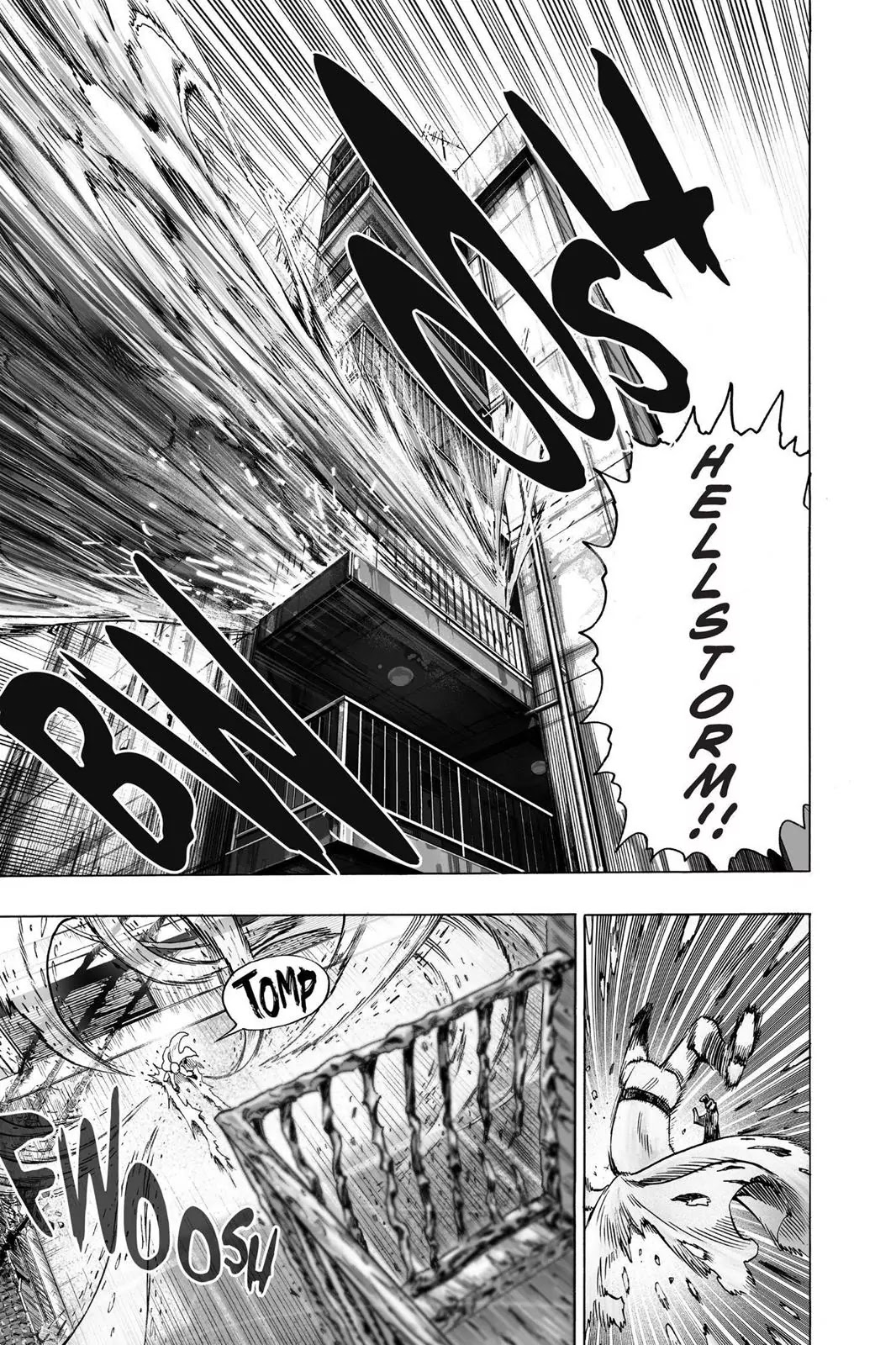 One Punch Man, Chapter Onepunch-Man 43 image 006