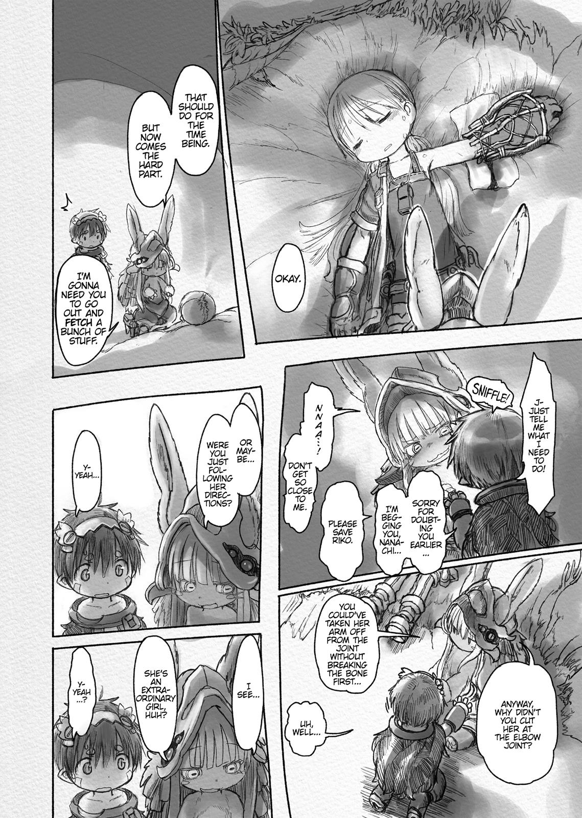 Made In Abyss, Chapter Hello,Abyss 20 image 008
