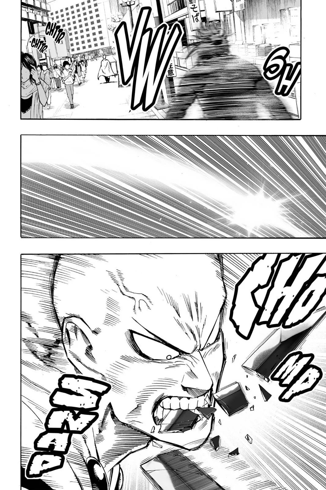 One Punch Man, Chapter Onepunch-Man 19 image 004
