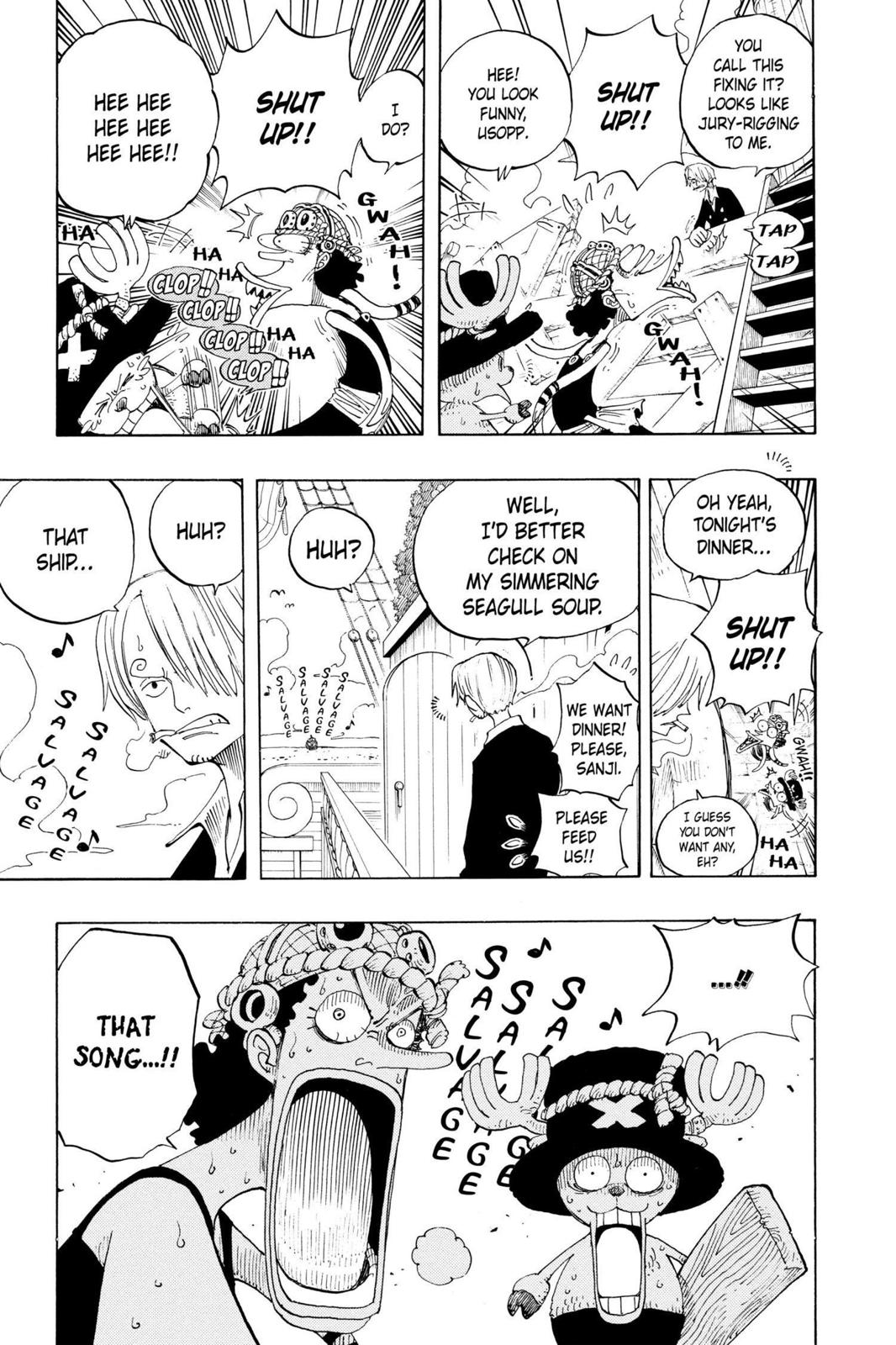 One Piece, Chapter 225 image 018