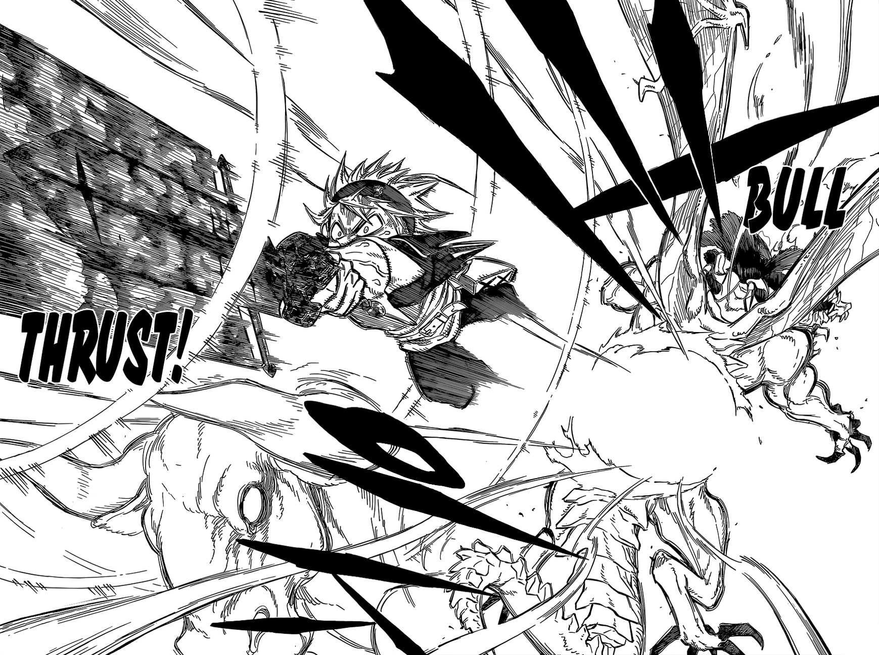 Black Clover, Chapter 88 Thrust of the Finisher image 009