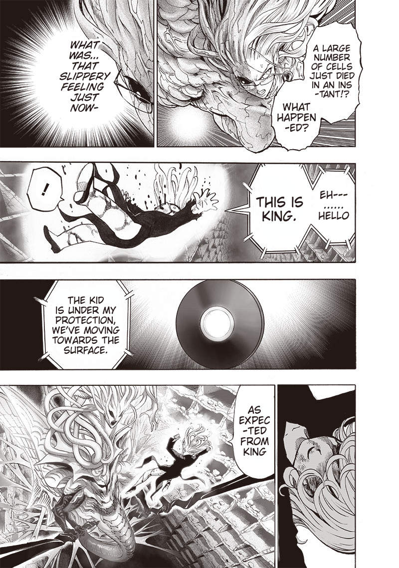 One Punch Man, Chapter 128 image 024