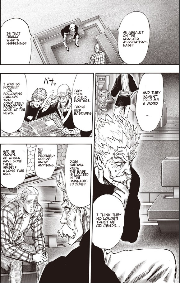 One Punch Man, Chapter Onepunch-Man 93 image 048