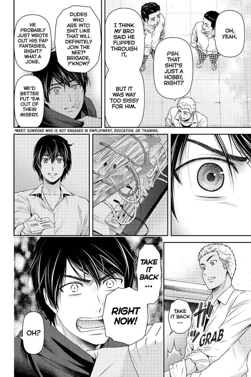 Domestic Girlfriend, Chapter 111 Today's The Day! image 002