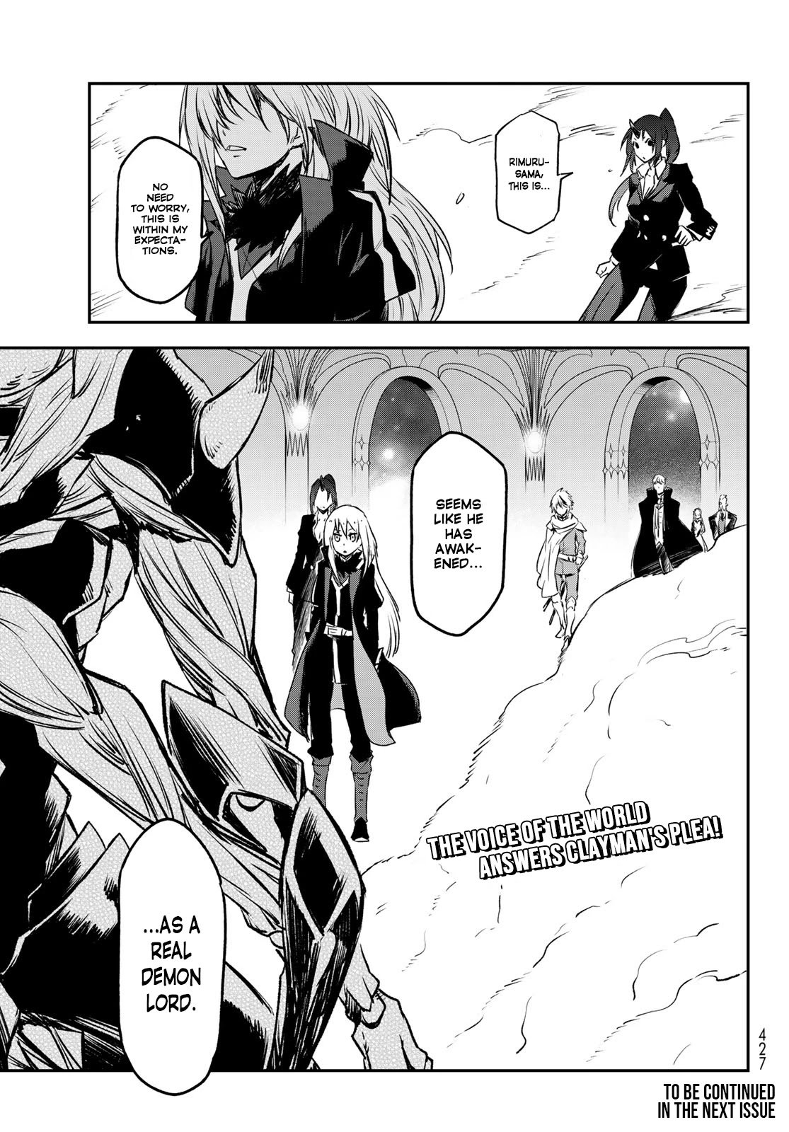 That Time I Got Reincarnated As A Slime, Chapter 84 image 041
