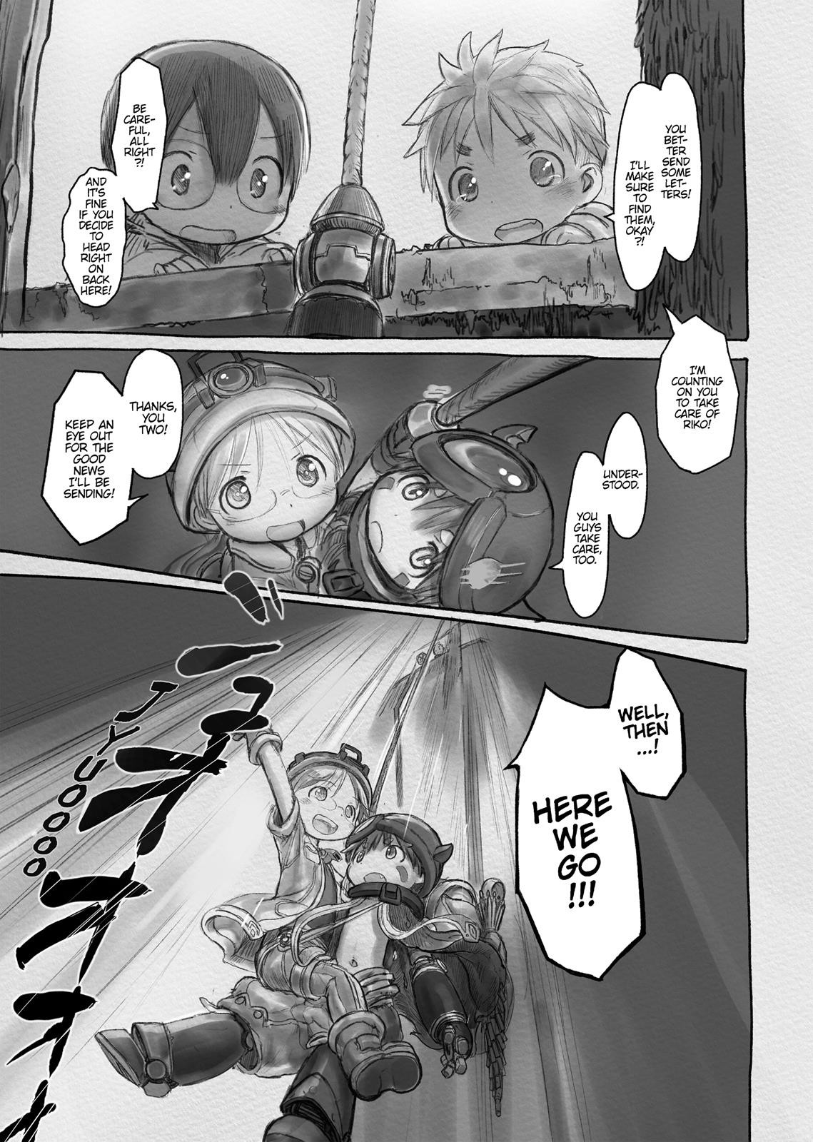Made In Abyss, Chapter Hello,Abyss 8 image 021
