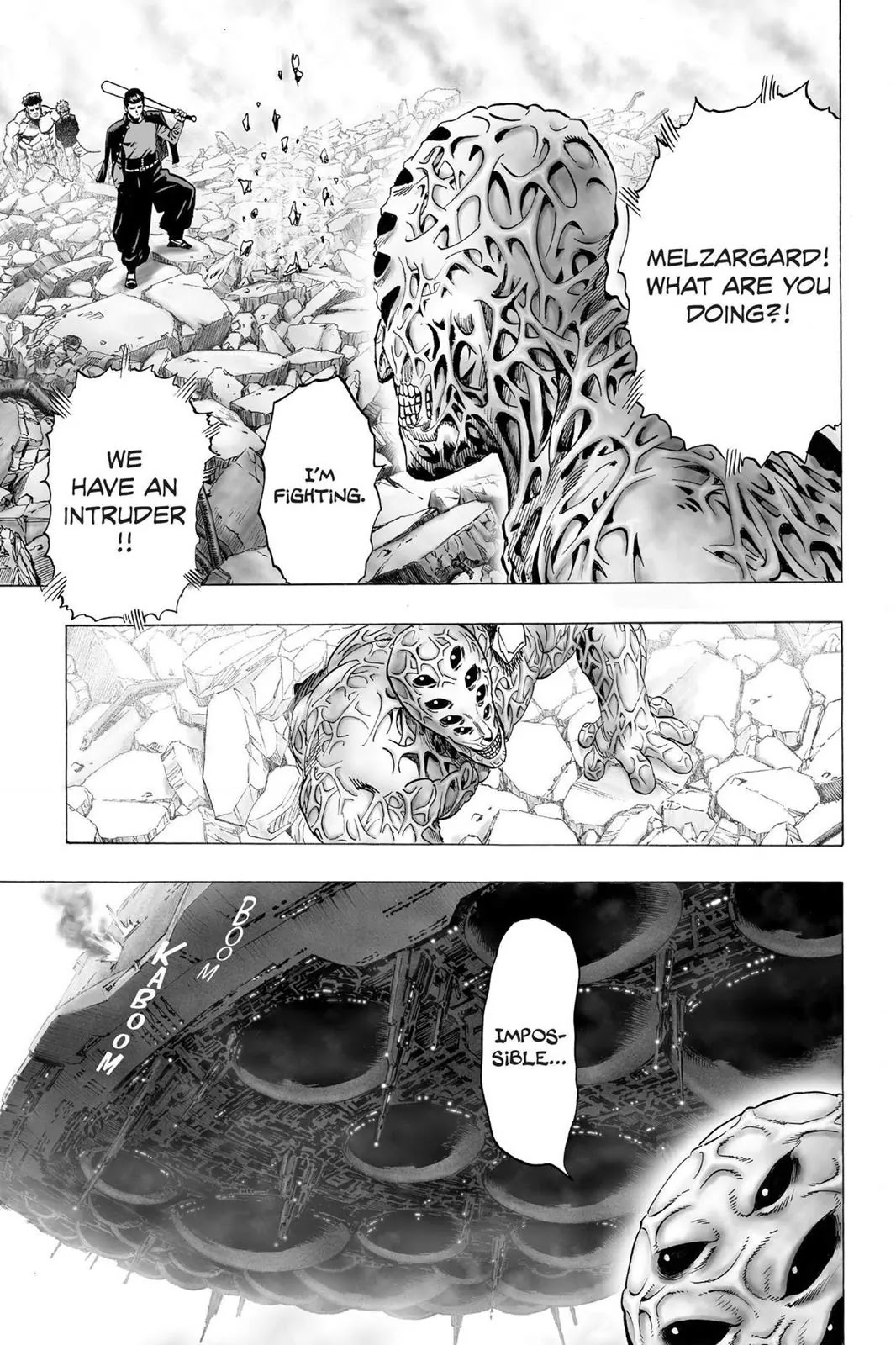 One Punch Man, Chapter Onepunch-Man 32 image 069