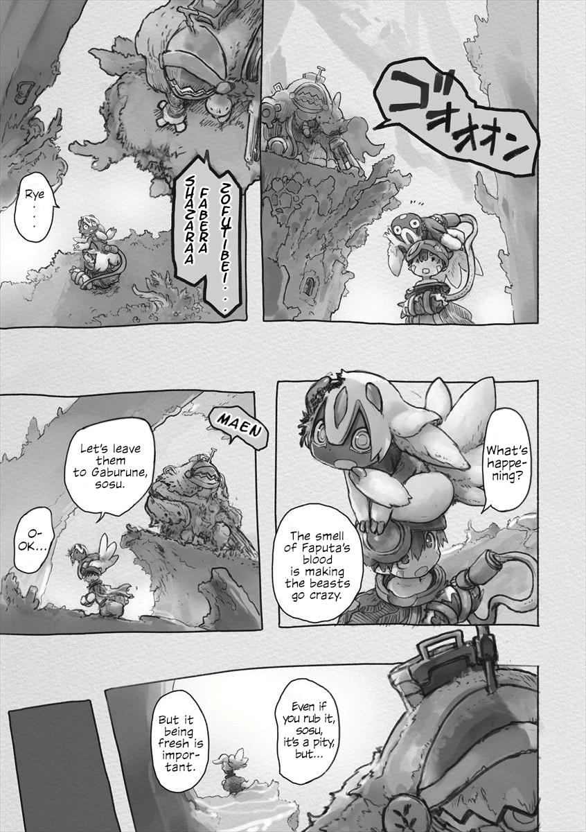 Made In Abyss, Chapter Hello,Abyss 52 image 005