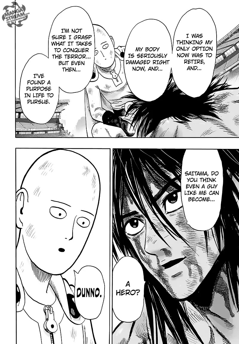 One Punch Man, Chapter Onepunch-Man 75 image 039