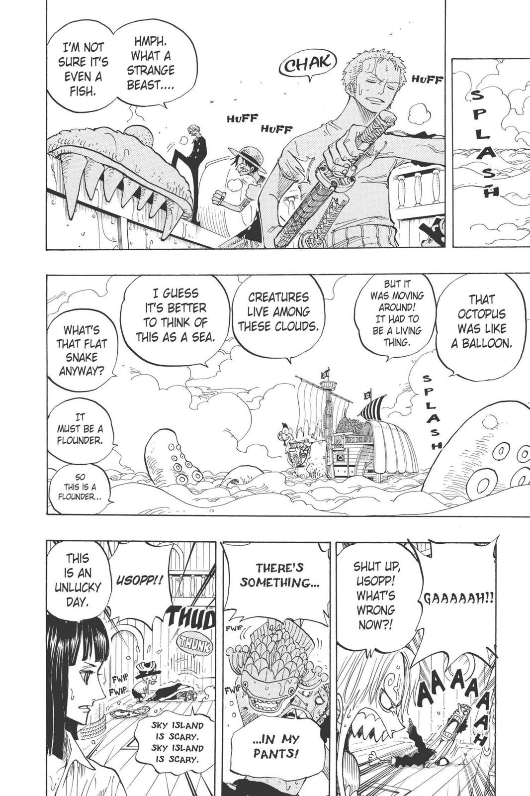 One Piece, Chapter 237 image 019