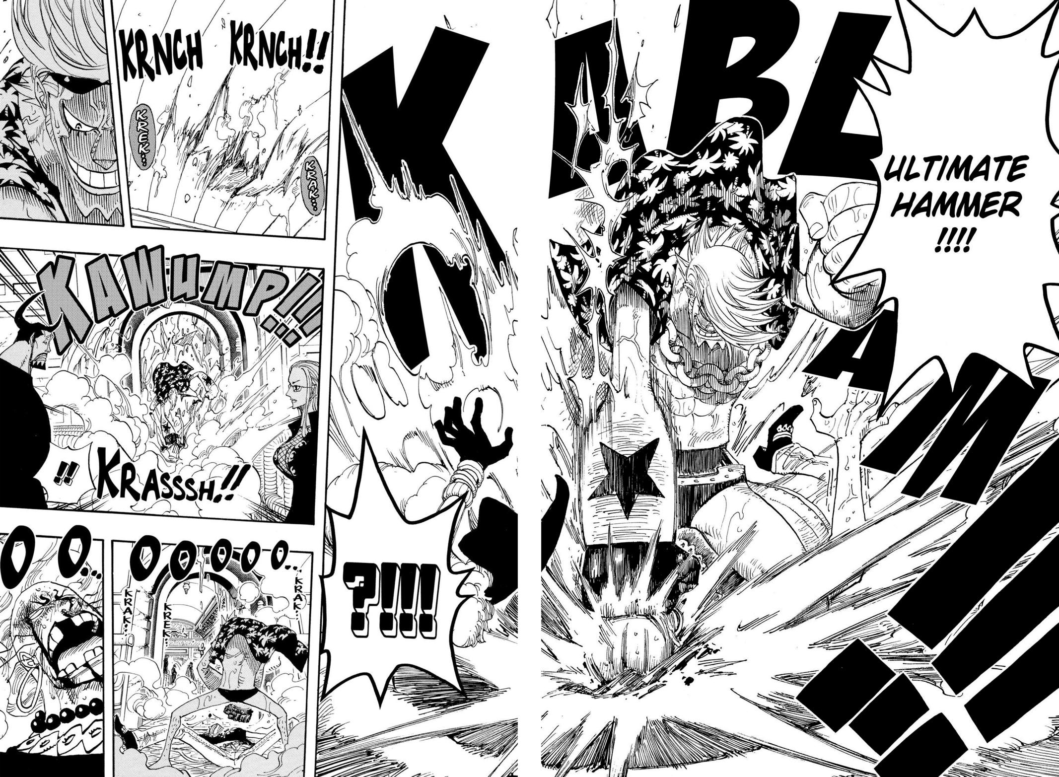 One Piece, Chapter 373 image 006