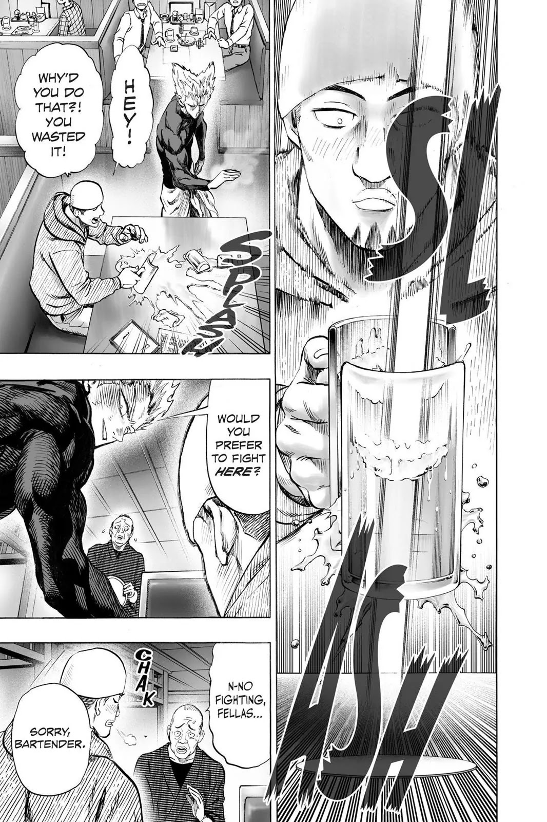 One Punch Man, Chapter Onepunch-Man 50 image 003