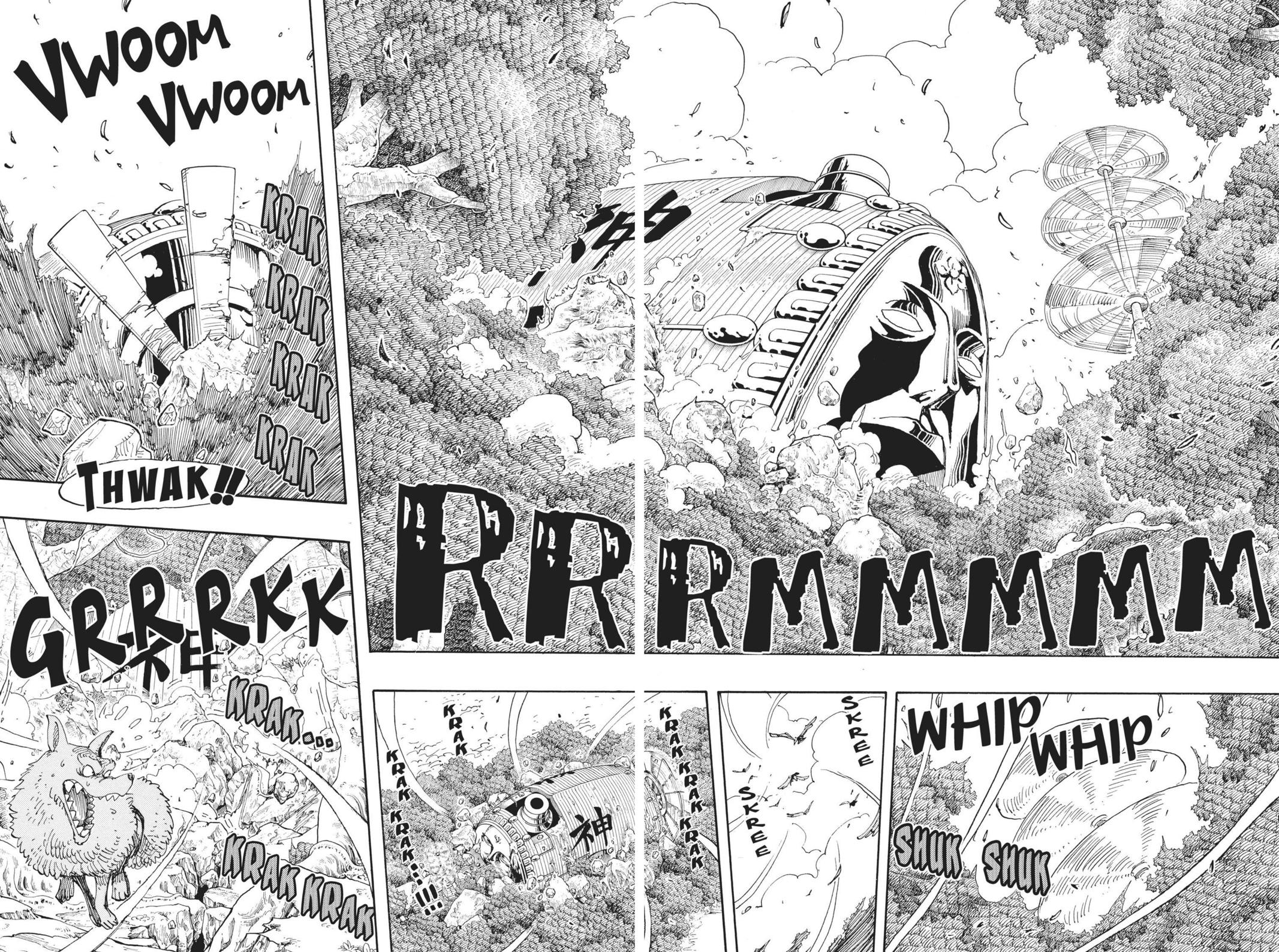 One Piece, Chapter 281 image 002