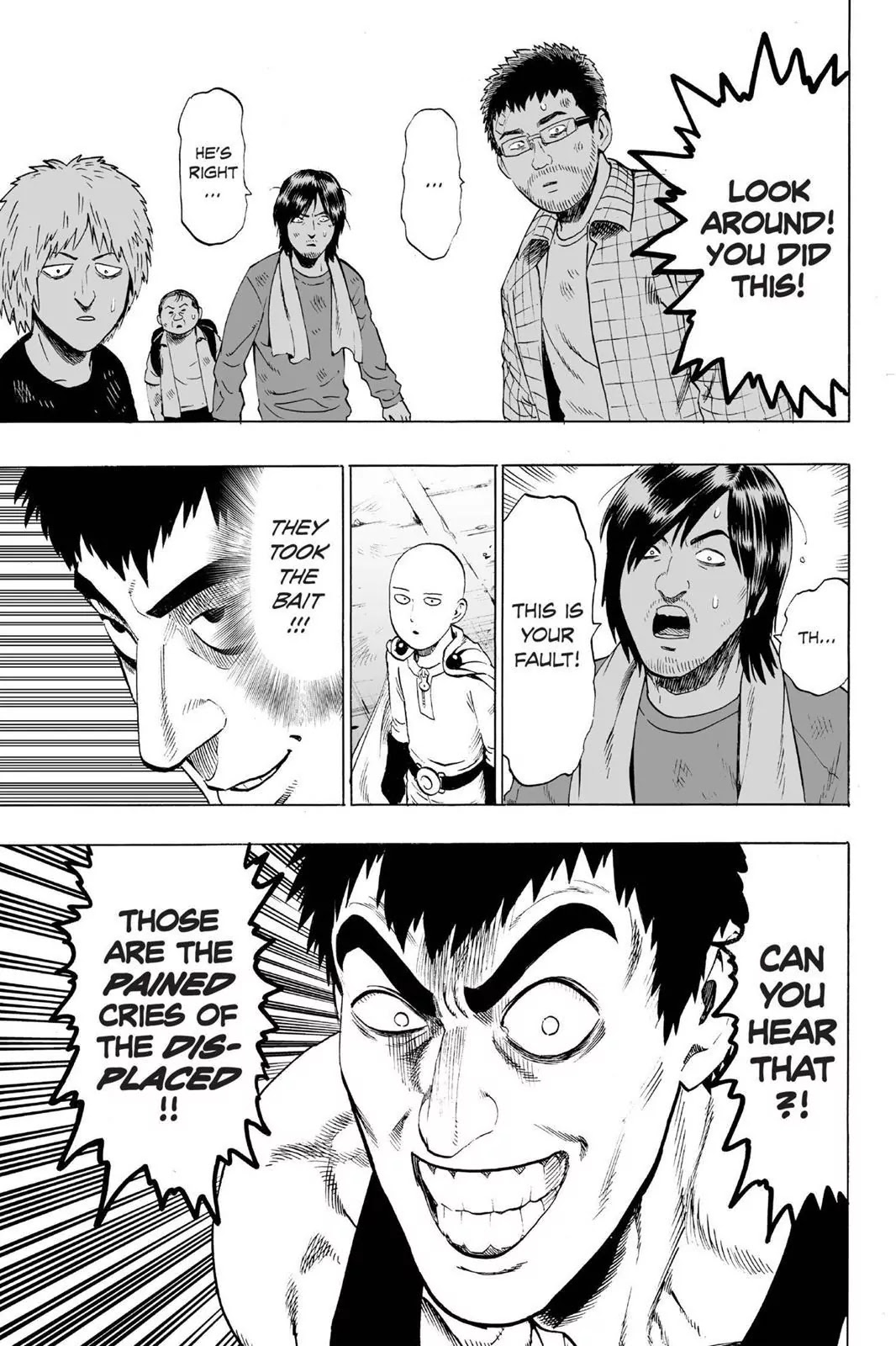 One Punch Man, Chapter Onepunch-Man 22 image 021