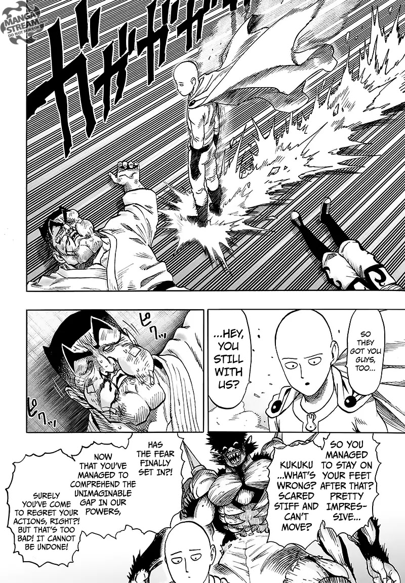 One Punch Man, Chapter Onepunch-Man 75 image 009