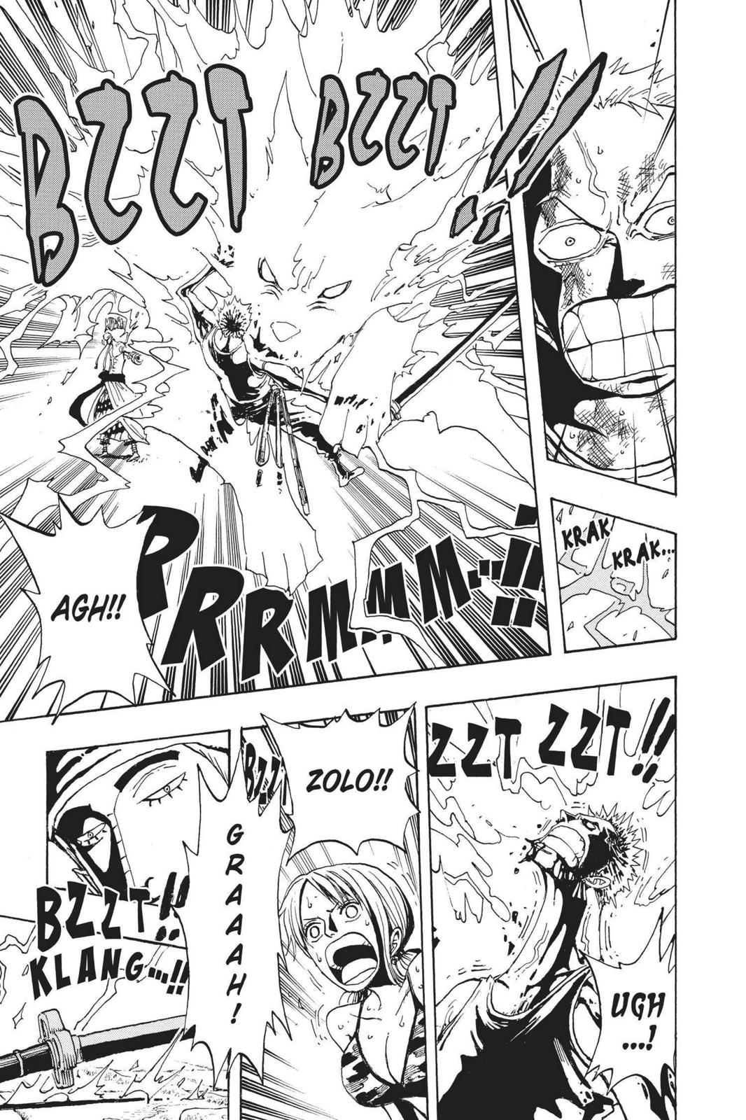 One Piece, Chapter 276 image 015