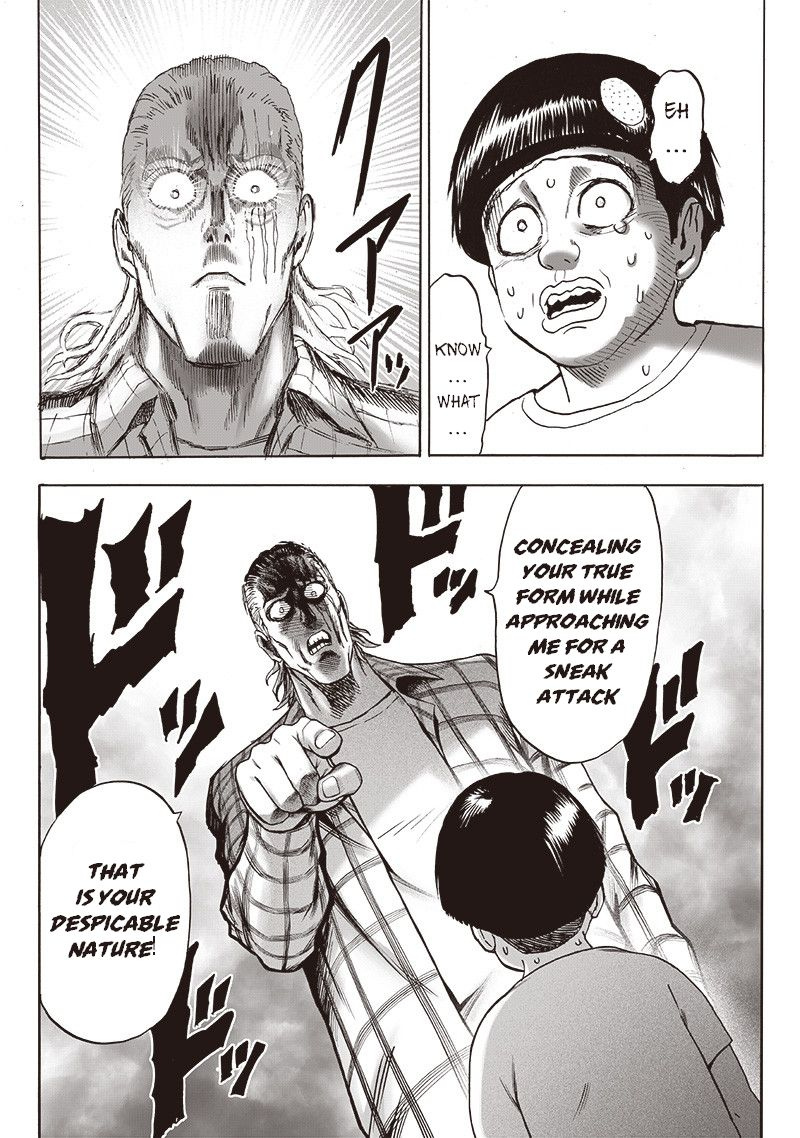 One Punch Man, Chapter One-Punch Man 127.2 image 016