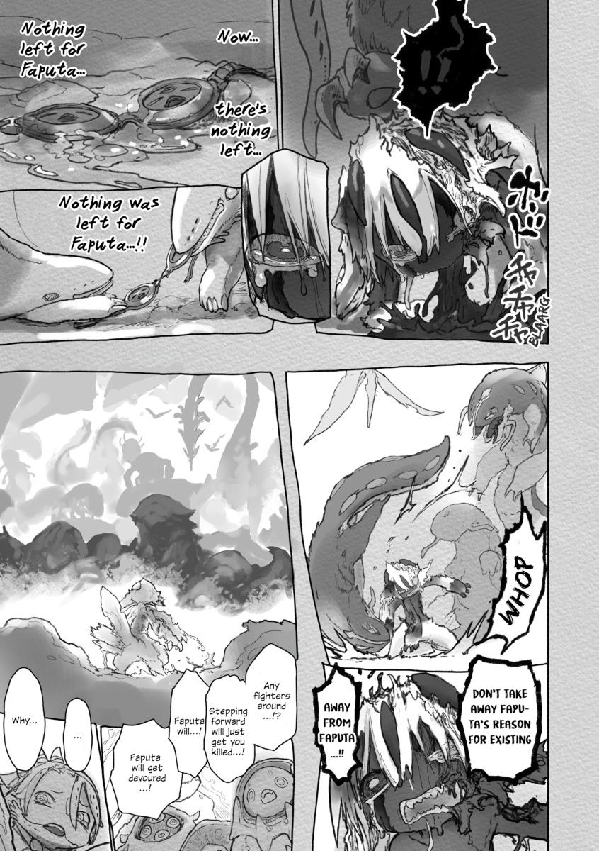Made In Abyss, Chapter Hello,Abyss 57 image 010