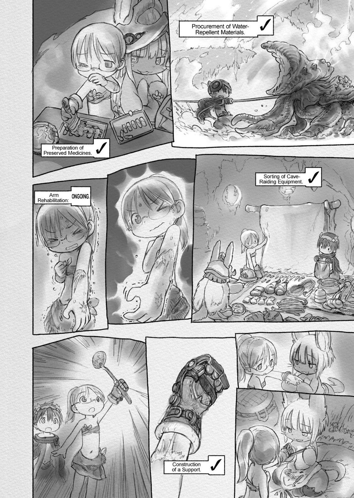Made In Abyss, Chapter Hello,Abyss 26 image 008