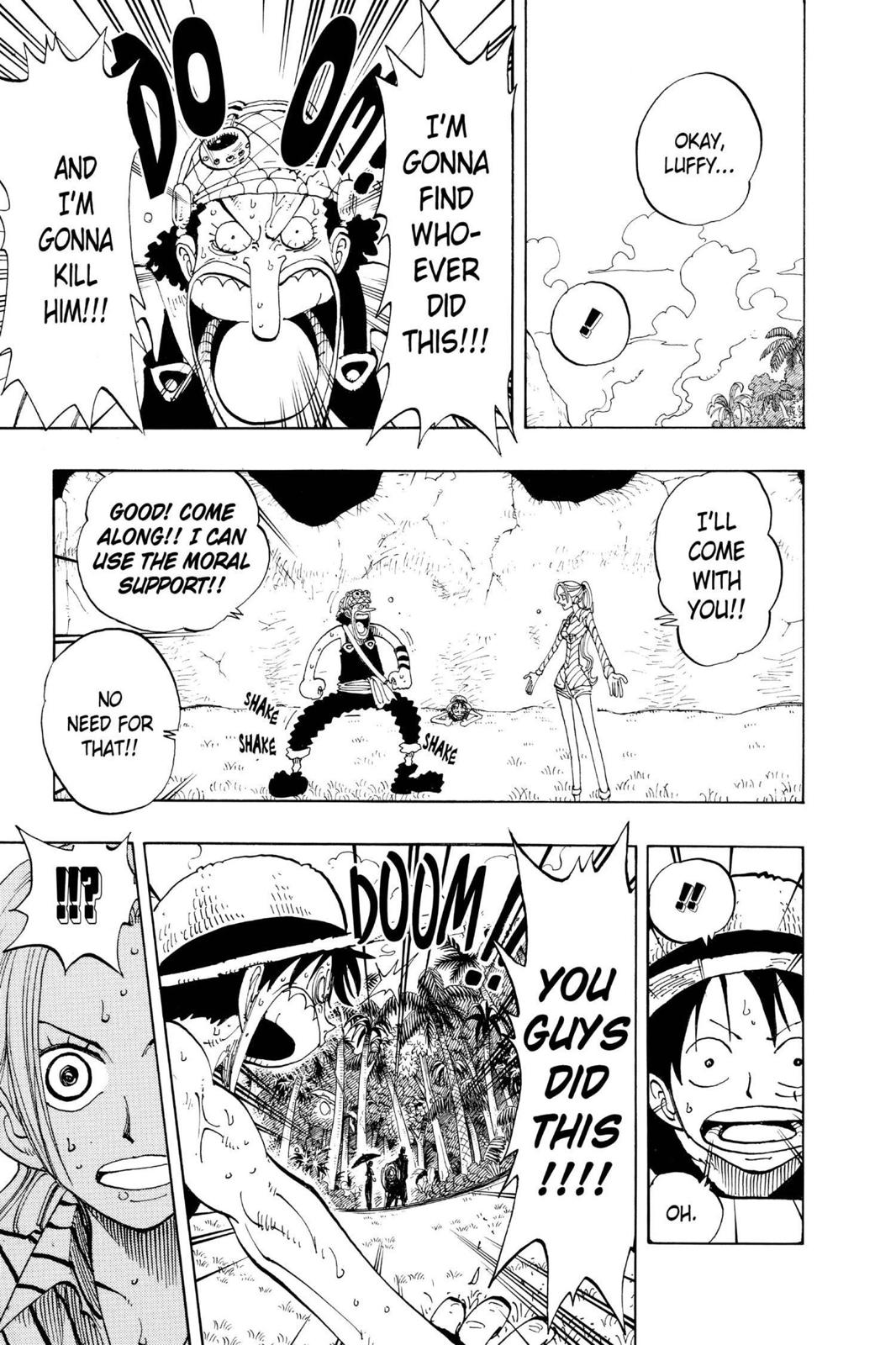 One Piece, Chapter 120 image 011