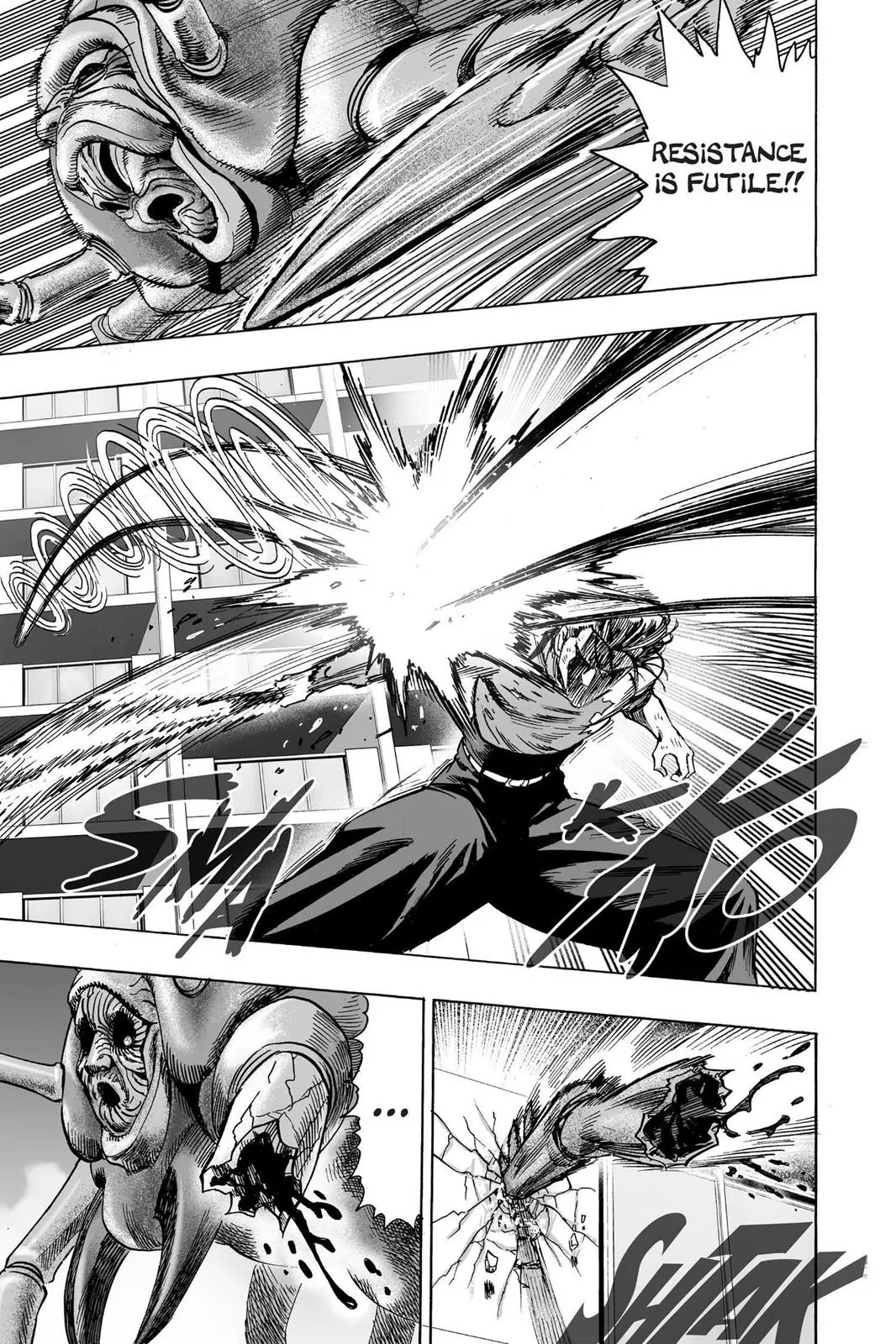 One Punch Man, Chapter Onepunch-Man 55 image 009