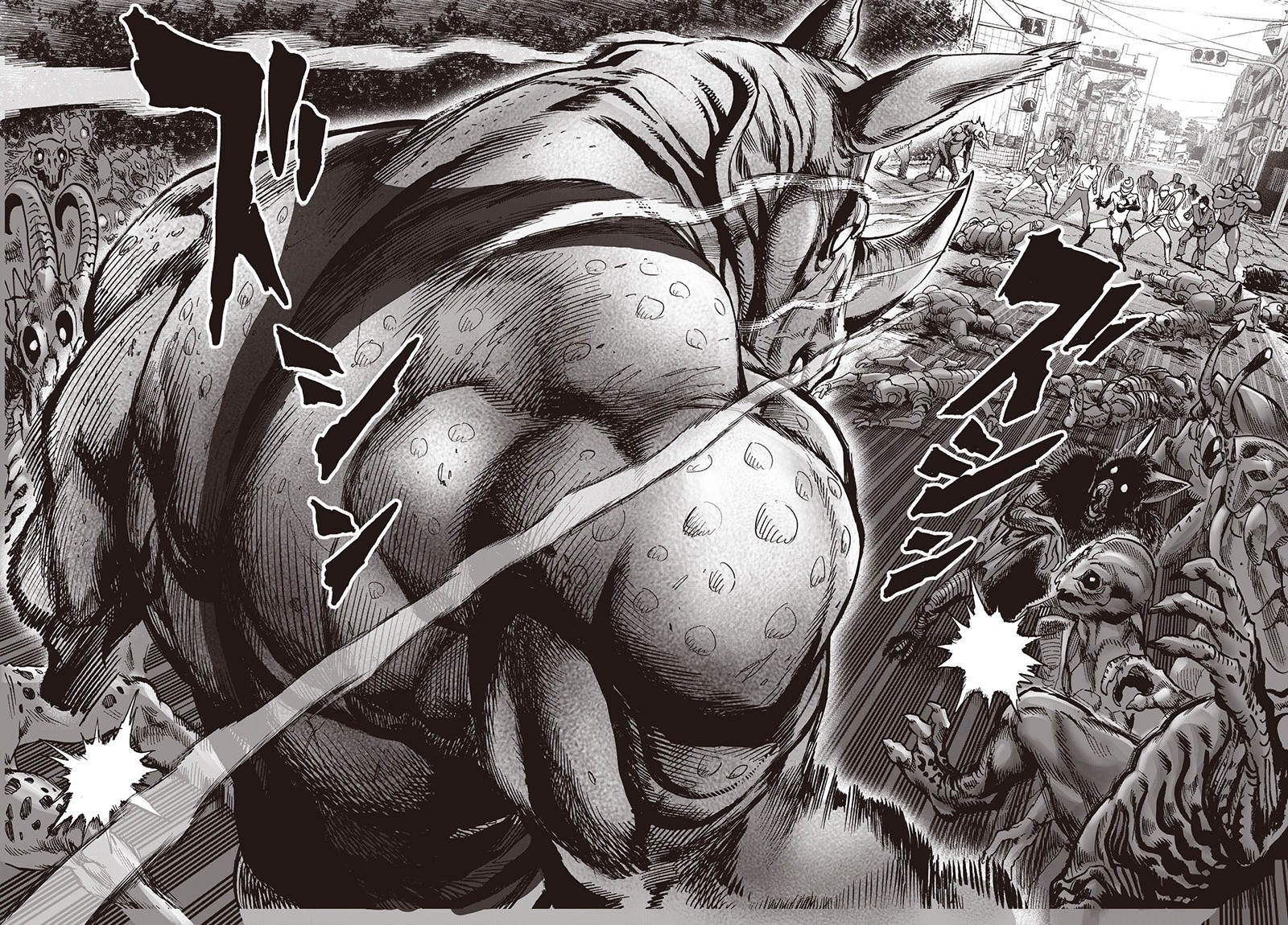 One Punch Man, Chapter Onepunch-Man 94 image 092