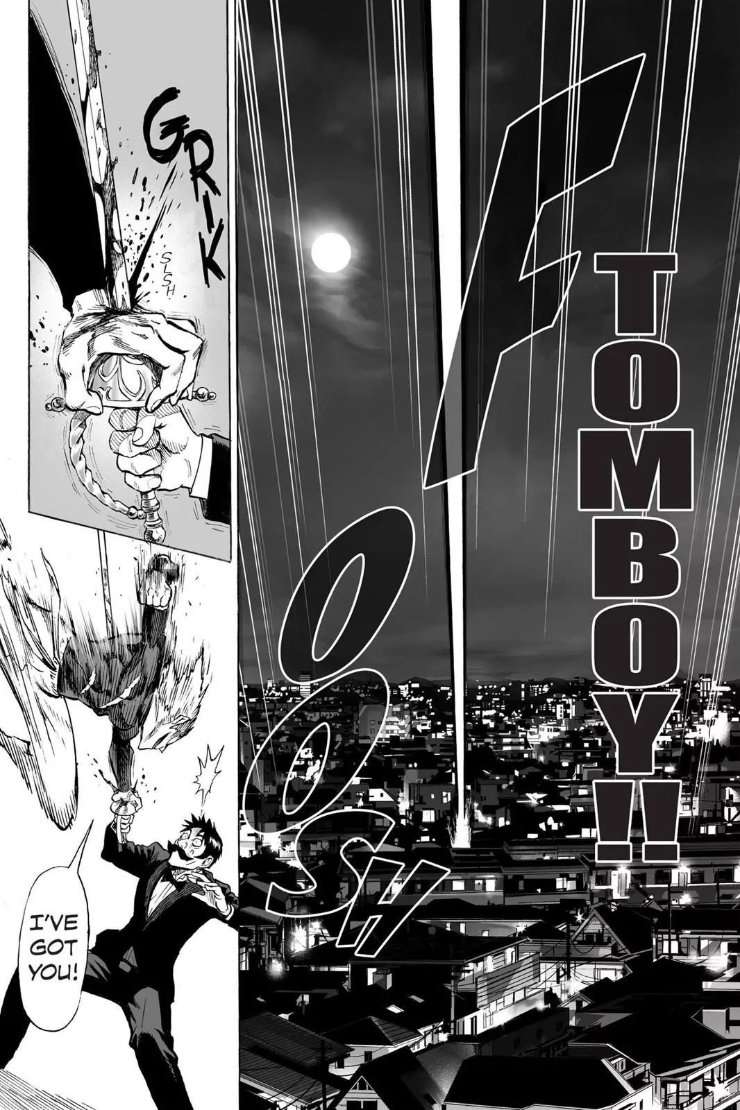 One Punch Man, Chapter Onepunch-Man 50 image 021