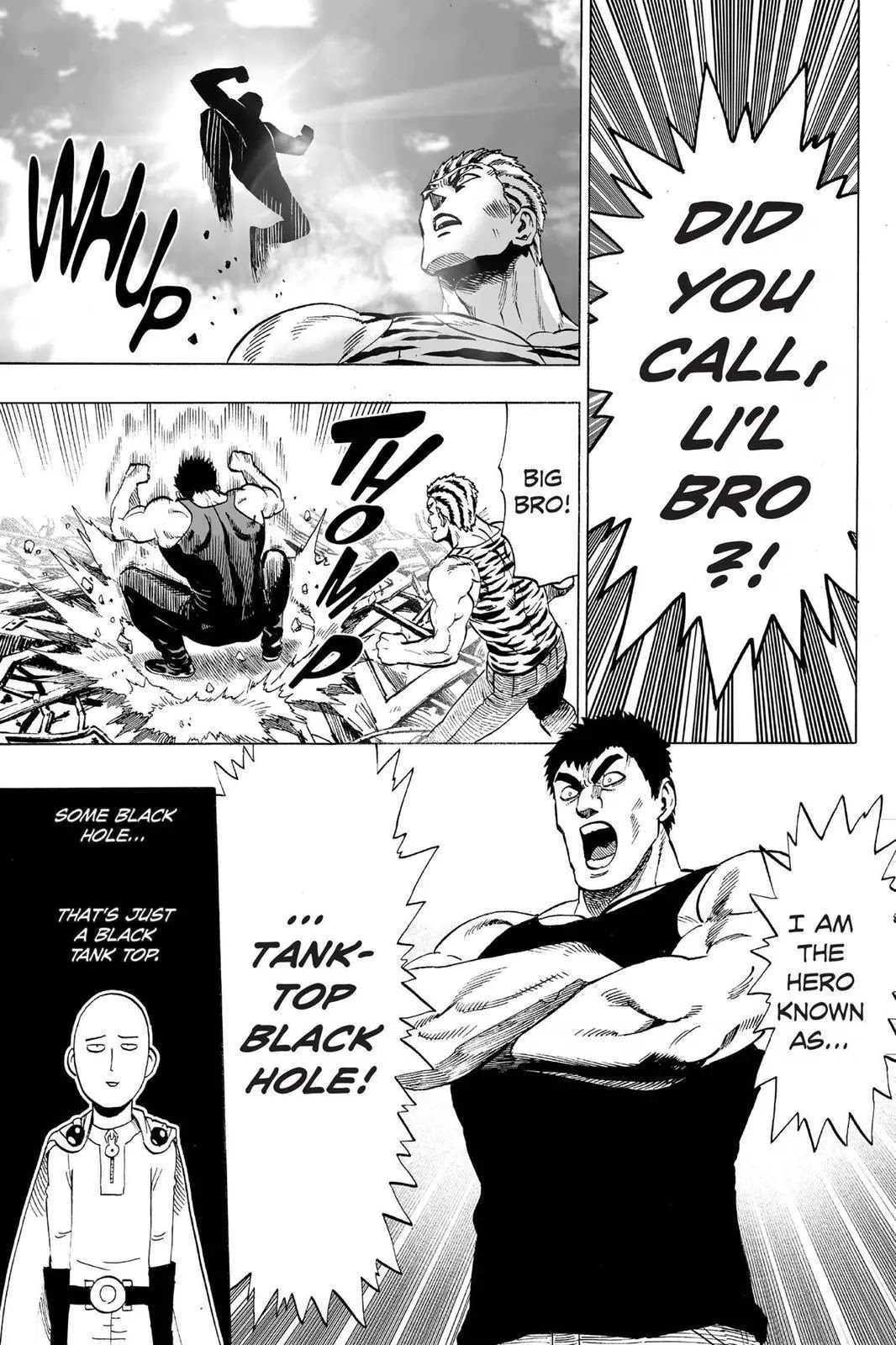 One Punch Man, Chapter Onepunch-Man 22 image 013