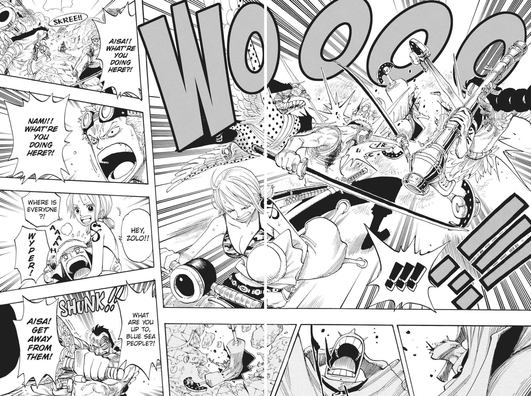 One Piece, Chapter 269 image 016