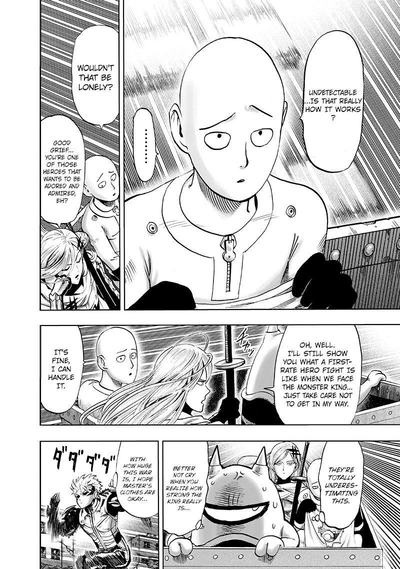 One Punch Man, Chapter 126.2 image 027