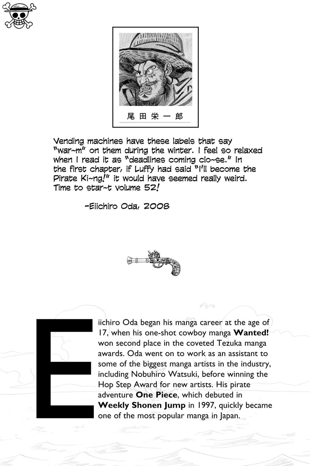 One Piece, Chapter 503 image 002