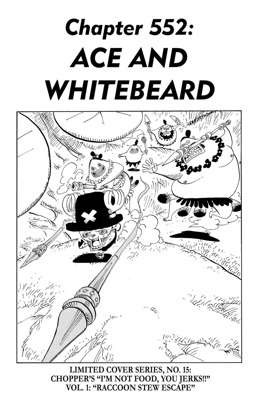 One Piece, Chapter 552 image 007