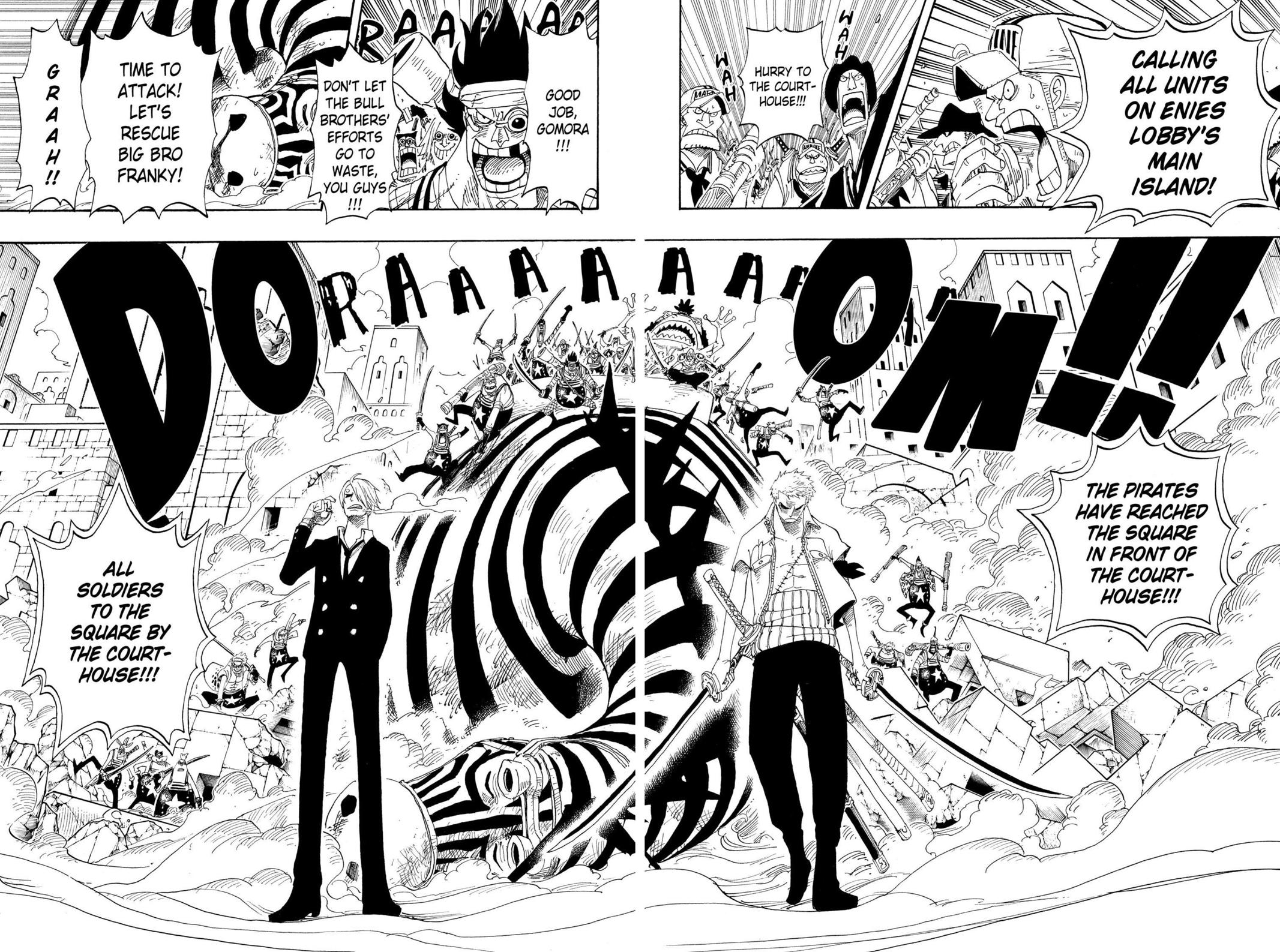 One Piece, Chapter 386 image 006
