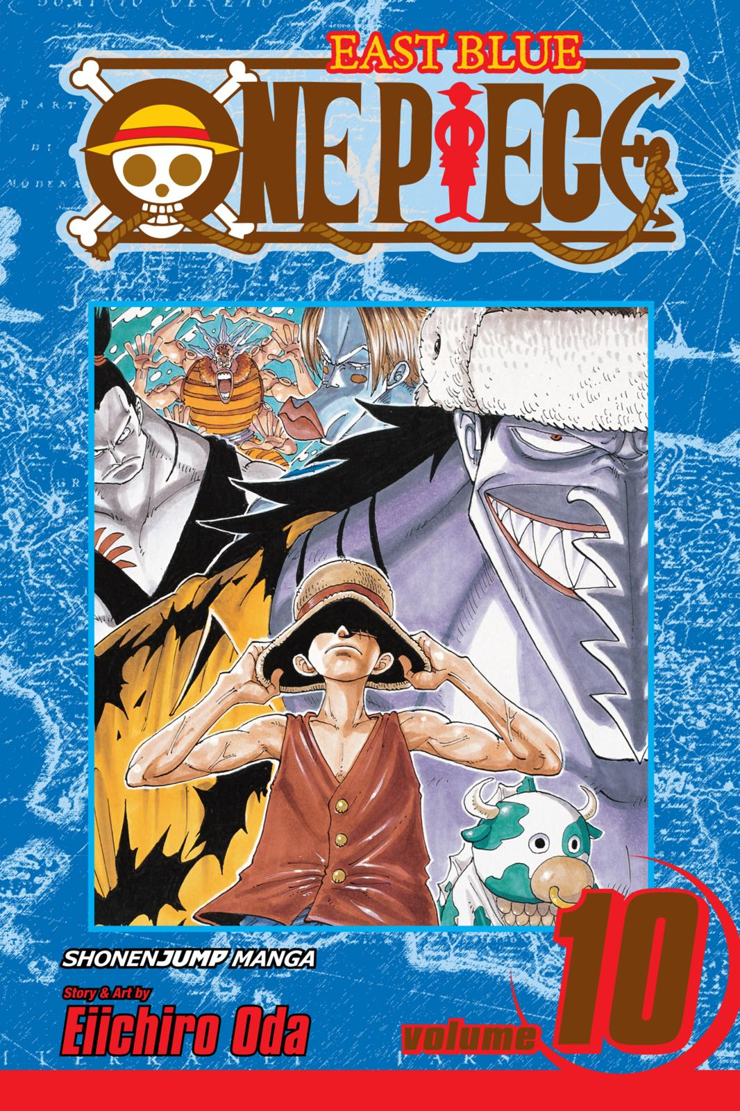 One Piece, Chapter 82 image 001