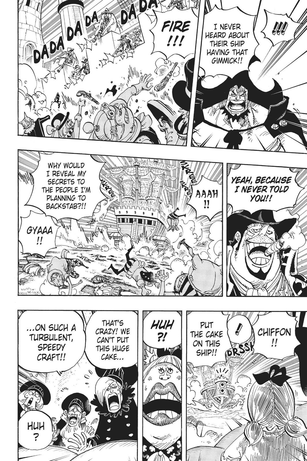 One Piece, Chapter 887 image 004