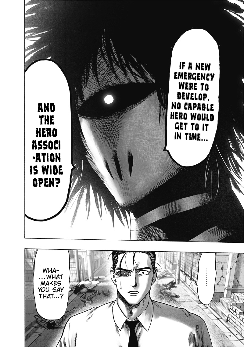 One Punch Man, Chapter One-Punch Man 119 image 009