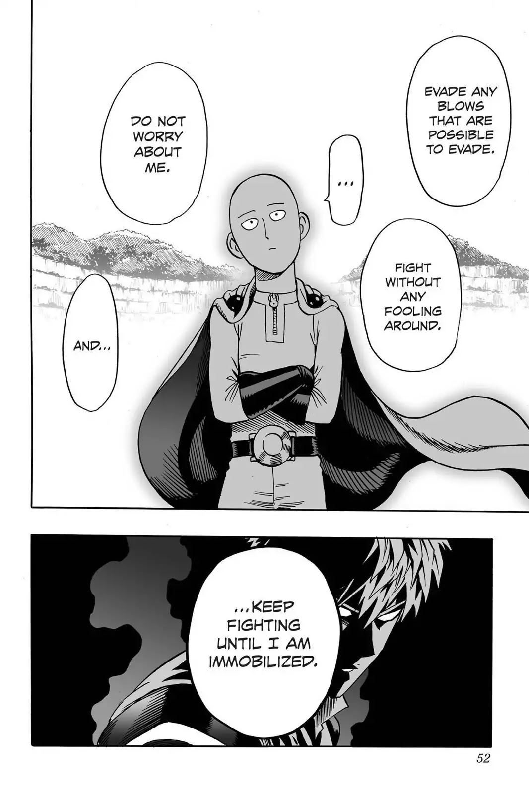 One Punch Man, Chapter Onepunch-Man 17 image 022