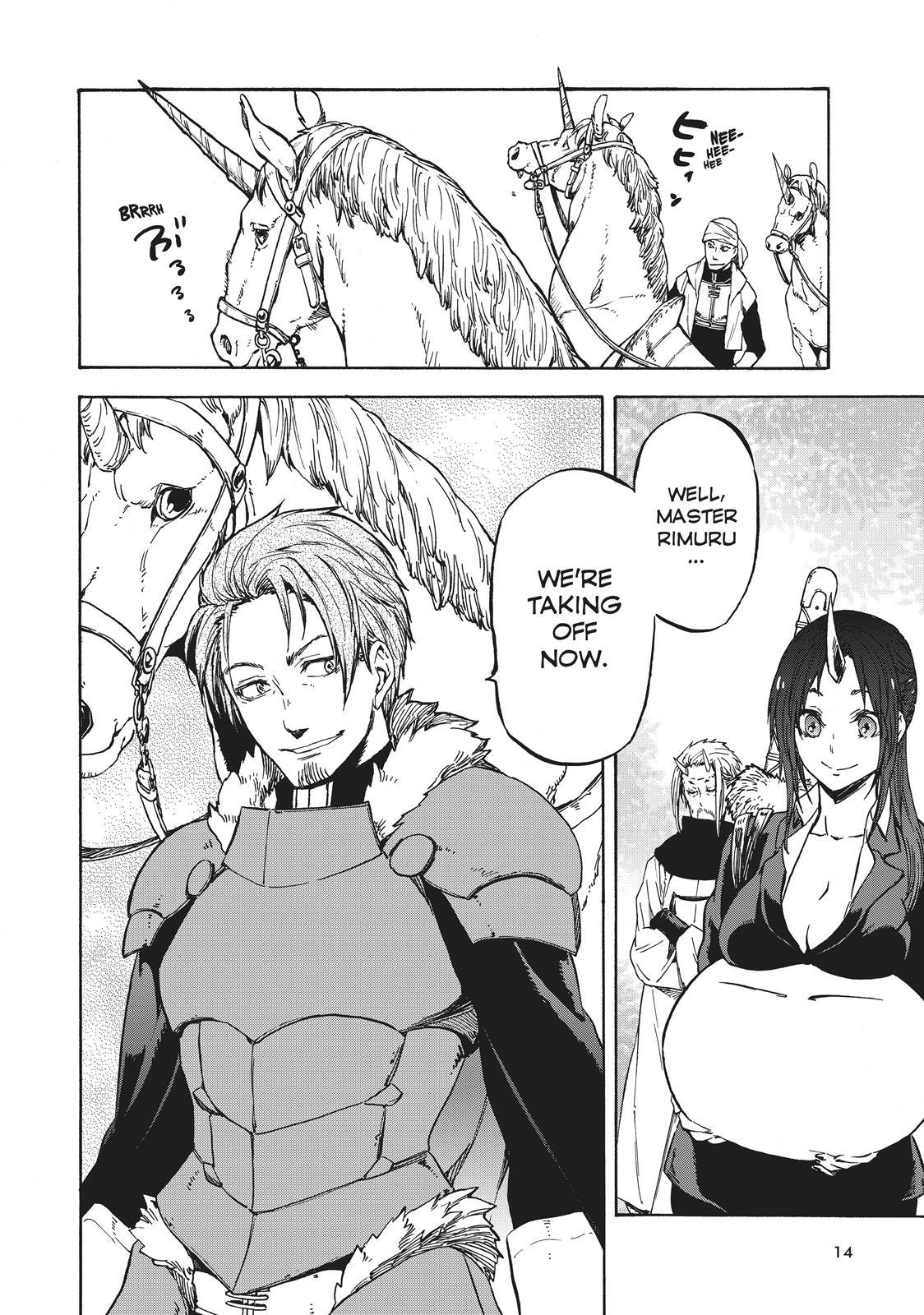 That Time I Got Reincarnated As A Slime, Chapter 36 image 014